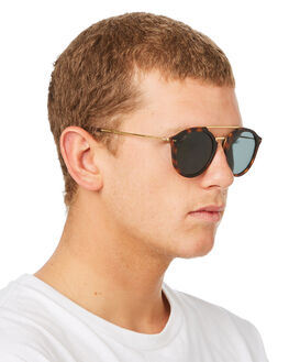 MATTE TORT BLACK MENS ACCESSORIES KAPTEN AND SON SUNGLASSES - KS-DD03B0000A21AMTOR