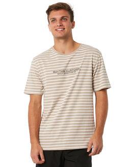 DUST MENS CLOTHING RHYTHM TEES - JUL18M-CT05DUS