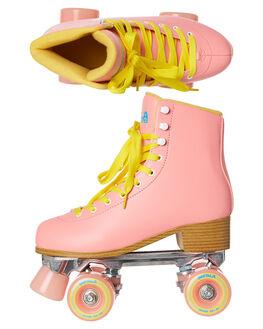 PINK WOMENS FOOTWEAR IMPALA SNEAKERS - IMPROLLER-PINK