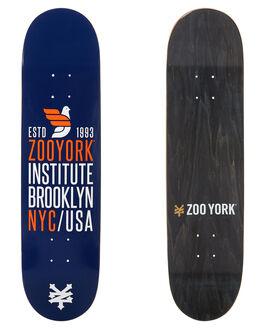 ASSORTED SKATE DECKS ZOO YORK  - S-ZD556ASST