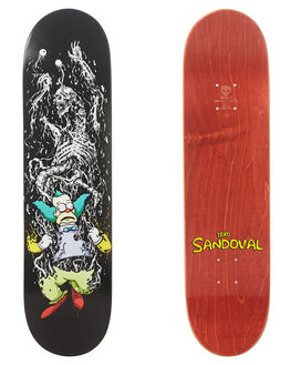 MULTI BOARDSPORTS SKATE ZERO DECKS - 10118MULTI