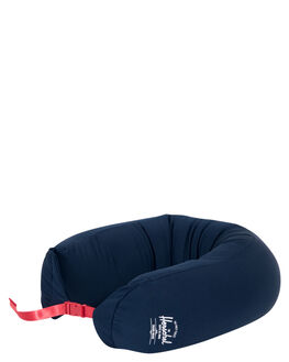 NAVY RED MENS ACCESSORIES HERSCHEL SUPPLY CO OTHER - 10539-00018-OSNVRD