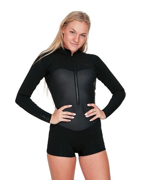 BLACK BOARDSPORTS SURF ROXY WOMENS - ERJW403020-KVJ0