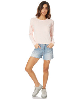 ROSEMIST WOMENS CLOTHING BILLABONG TEES - 6571074RSEM