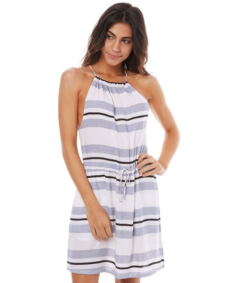 STRIPE WOMENS CLOTHING ELWOOD DRESSES - W74714STR