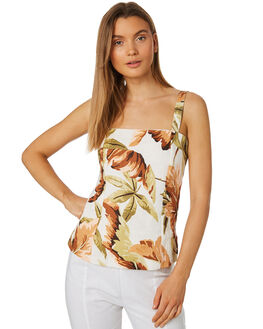 PRINT WOMENS CLOTHING ZULU AND ZEPHYR FASHION TOPS - ZZ2354PRT