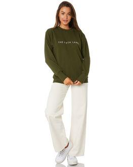 KHAKI WOMENS CLOTHING THE FIFTH LABEL JUMPERS - 402001076-16KHAKI