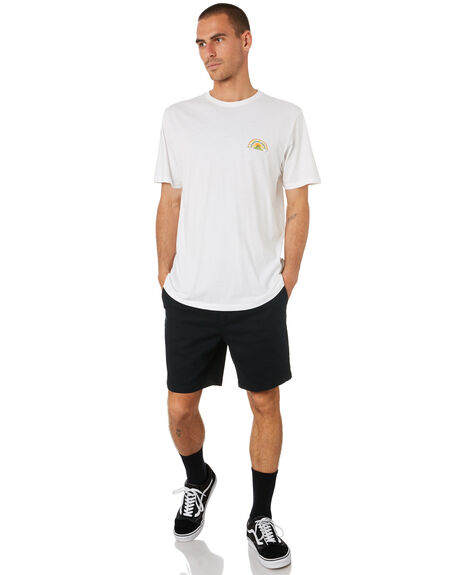 WHITE MENS CLOTHING VOLCOM TEES - A5041911WHT