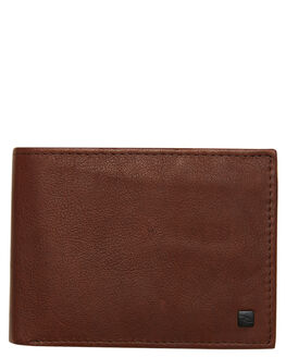 BROWN MENS ACCESSORIES RIP CURL WALLETS - BWLHA10009