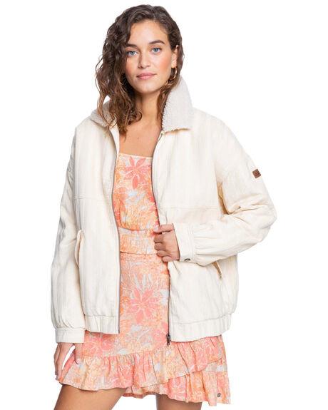 TAPIOCA WOMENS CLOTHING ROXY JACKETS - ERJJK03454-TEH0