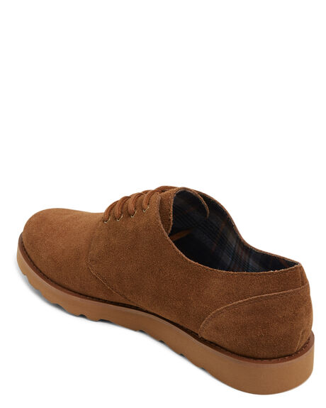 BROWN MENS FOOTWEAR KUSTOM FASHION SHOES - KS-K901103-BRN