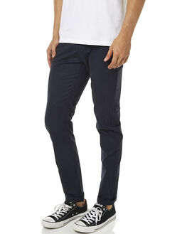 NAVY MENS CLOTHING RIDERS BY LEE PANTS - R-500117-438NVY