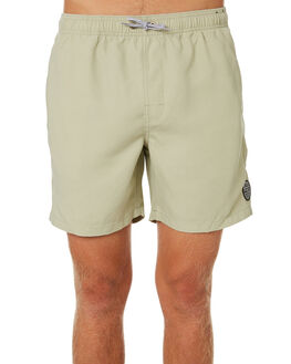 WASHED OLIVE MENS CLOTHING RIP CURL BOARDSHORTS - CBOBK99591
