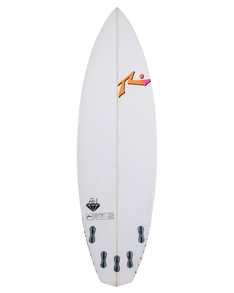 CLEAR BOARDSPORTS SURF RUSTY PERFORMANCE - RUTHENEILCLR