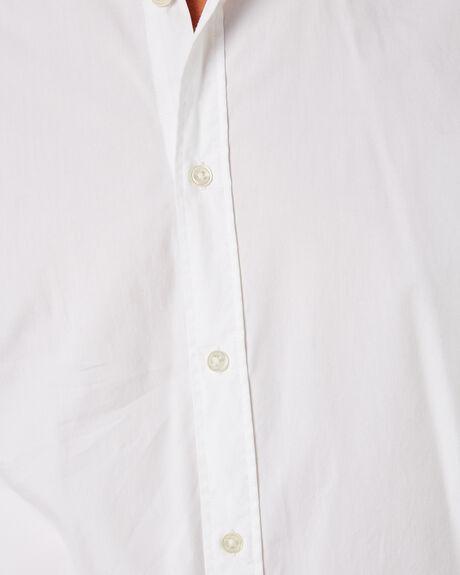 WHITE MENS CLOTHING ACADEMY BRAND SHIRTS - 20W870WHT