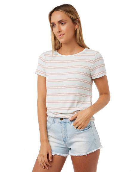 SEA BLEACH WOMENS CLOTHING BILLABONG TEES - 6571131SEAB