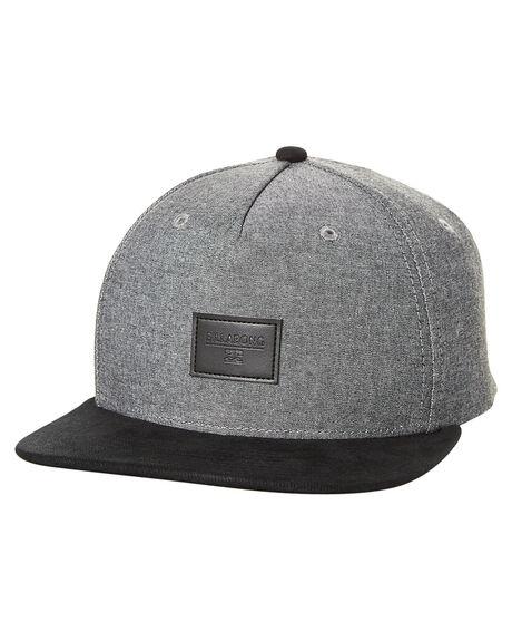 82f49b852da Billabong Oxford Snapback Cap - Black