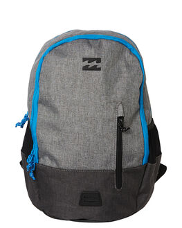 GREY HEATHER MENS ACCESSORIES BILLABONG BAGS + BACKPACKS - 9682005AGRYH