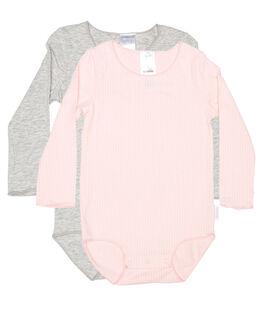 BLOSSOM PINK SPOT KIDS BABY BONDS CLOTHING - BXY4A14K