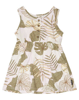 LILAC KIDS GIRLS RIP CURL DRESSES + PLAYSUITS - FDRBA10108