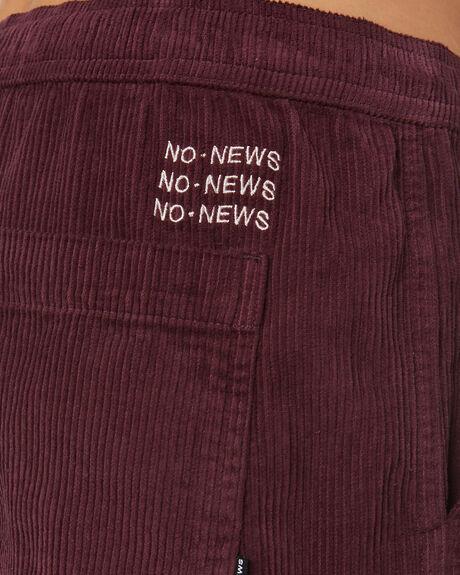 GRAPE OUTLET MENS NO NEWS SHORTS - N5201233GRAPE