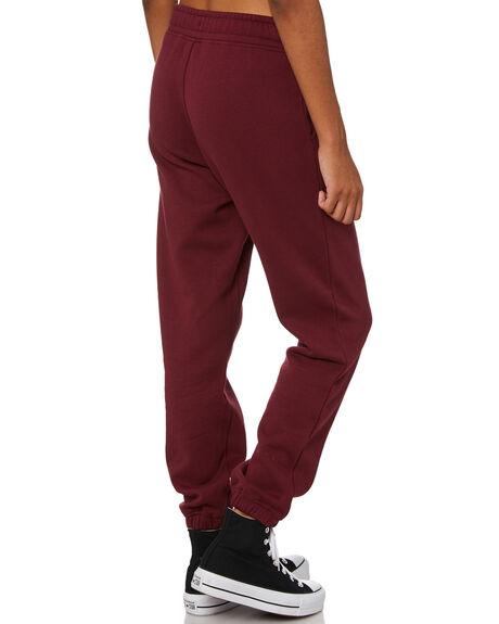 BURGANDY WOMENS CLOTHING NCAA PANTS - NCHU0031BUR