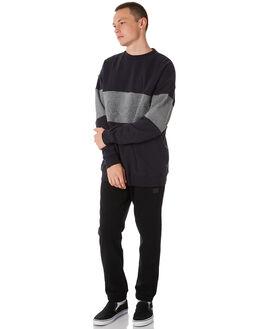 GRANITE MENS CLOTHING GLOBE JUMPERS - GB01833014GRAN