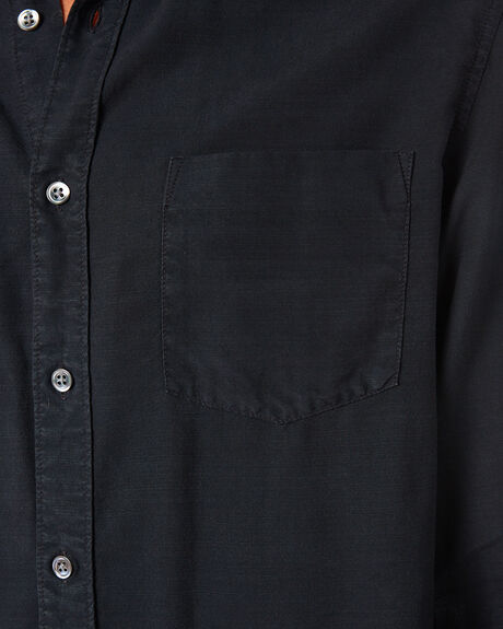 CHARCOAL MENS CLOTHING ACADEMY BRAND SHIRTS - 20W890CHARC
