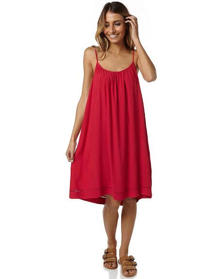 4326dc09a4b3 RASPBERRY WOMENS CLOTHING RUSTY DRESSES - DRL0822RAS