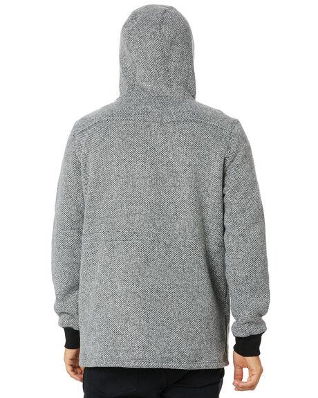 BLACK MENS CLOTHING SWELL JACKETS - S5194384BLACK
