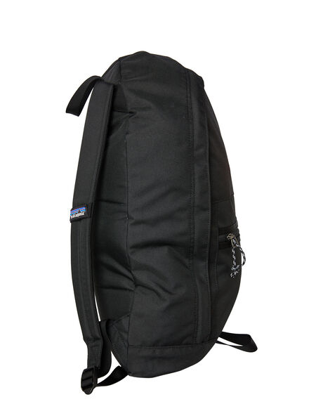 BLACK MENS ACCESSORIES PATAGONIA BAGS + BACKPACKS - 48016BLK