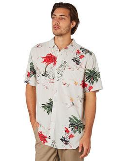 MILK MENS CLOTHING GLOBE SHIRTS - GB01824008MILK