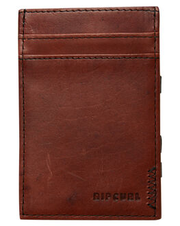 BROWN MENS ACCESSORIES RIP CURL WALLETS - BWLMA10009