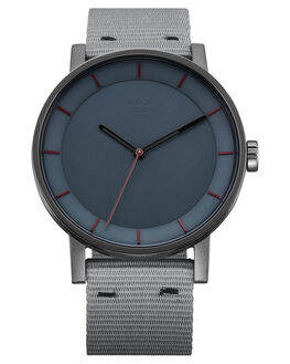 GUNMETAL LEGEND IVY MENS ACCESSORIES ADIDAS WATCHES - Z17-3183