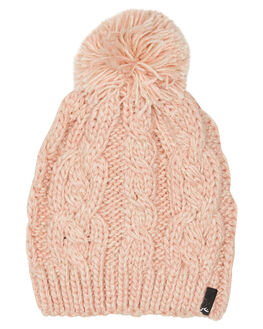 MISTY ROSE MARLE WOMENS ACCESSORIES RUSTY HEADWEAR - HBL0261RMM