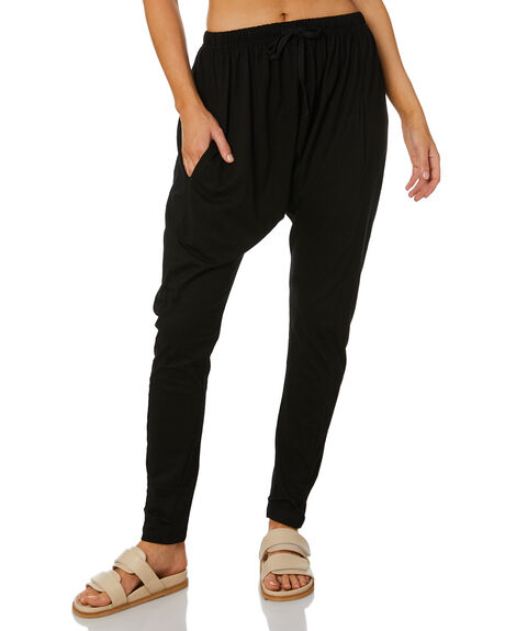 BLACK WOMENS CLOTHING SNDYS PANTS - SEP031BLK