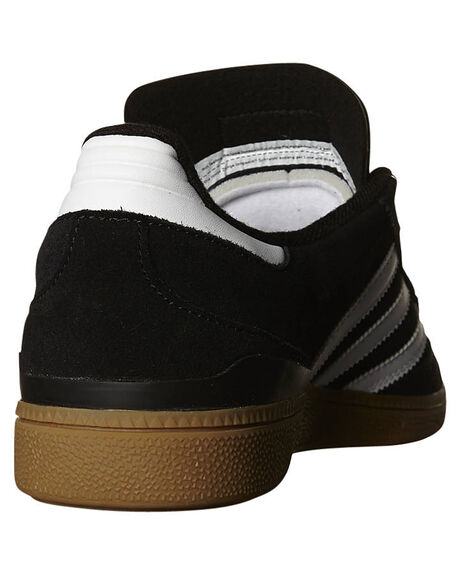 BLACK WHITE GOLD MENS FOOTWEAR ADIDAS SKATE SHOES - G48060BWGD