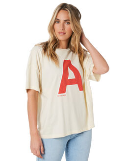 MILKSHAKE WOMENS CLOTHING ABRAND TEES - 71446-5003