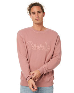 ROSE MENS CLOTHING BARNEY COOLS JUMPERS - 403-MC2ROSE