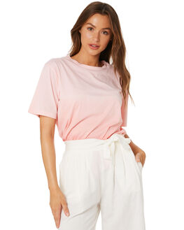 GUAVA OMBRE WOMENS CLOTHING MLM LABEL TEES - MLM731CGUAVA