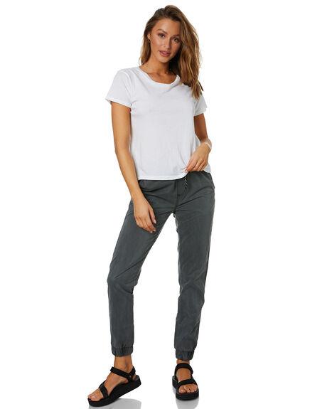 ACID BLACK WOMENS CLOTHING SWELL PANTS - S8172198ACDBK