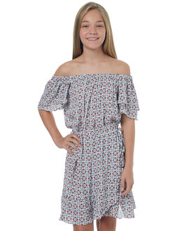 MOSAIC KIDS GIRLS SWELL DRESSES - S6171471MSAIC