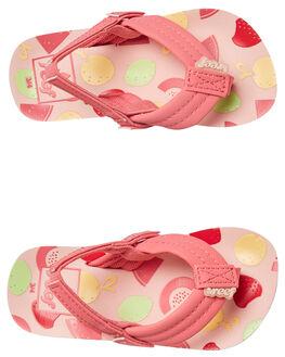 SORBET KIDS TODDLER GIRLS REEF FOOTWEAR - 2199SRB