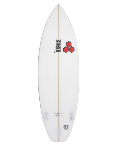 CLEAR SURF SURFBOARDS CHANNEL ISLANDS PERFORMANCE - CIDD
