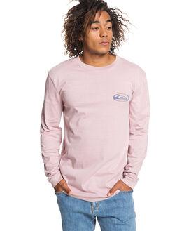 KEEPSAKE LILAC MENS CLOTHING QUIKSILVER TEES - EQYZT05299-MGM0
