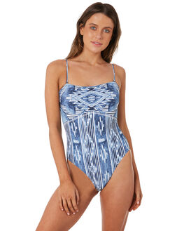 BLUE WOMENS SWIMWEAR RIP CURL ONE PIECES - GSIUM30070