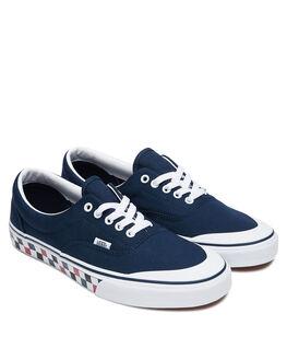 BLUE MENS FOOTWEAR VANS SNEAKERS - VN0A4BTPXB3BLU