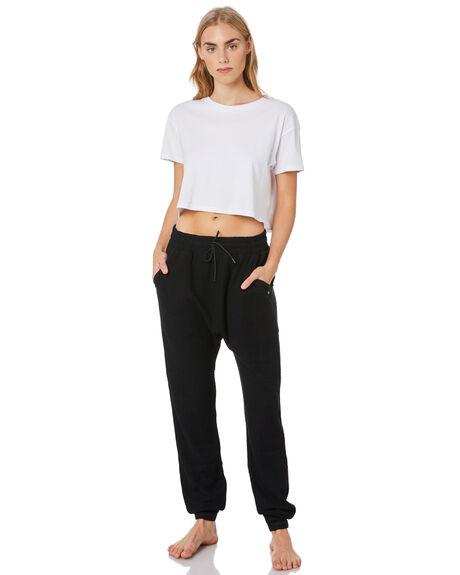 BLACK WOMENS CLOTHING LORNA JANE ACTIVEWEAR - LB0247BLK