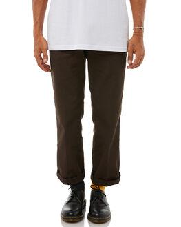 CHOC BROWN MENS CLOTHING DICKIES PANTS - 874BLK30LCBRN
