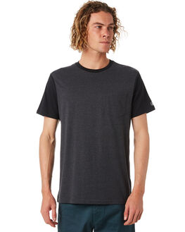 CHAR HEATHER MENS CLOTHING VOLCOM TEES - A5031772CHH